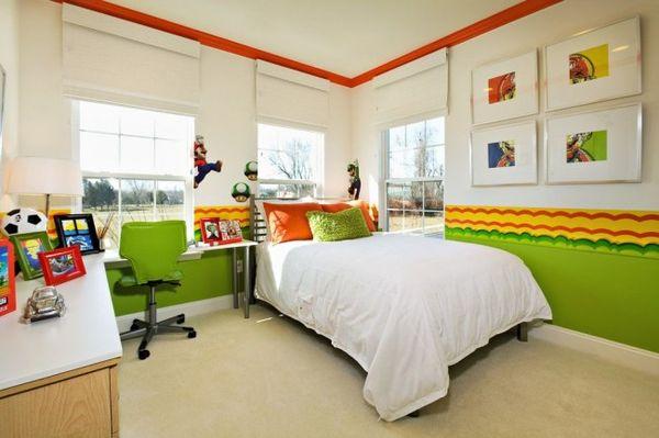 Детские спальни для мальчиков
