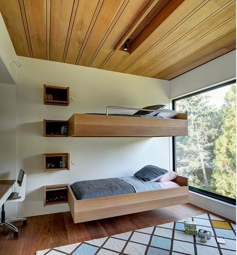 дизайн маленькой детской комнаты