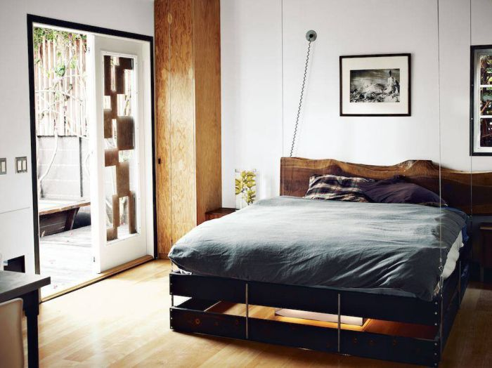 dizajn muzhskoj spalni