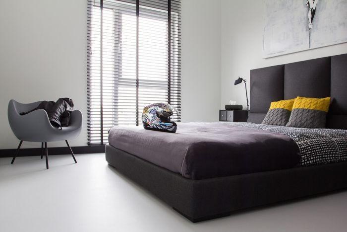 dizajn muzhskoj spalni 3