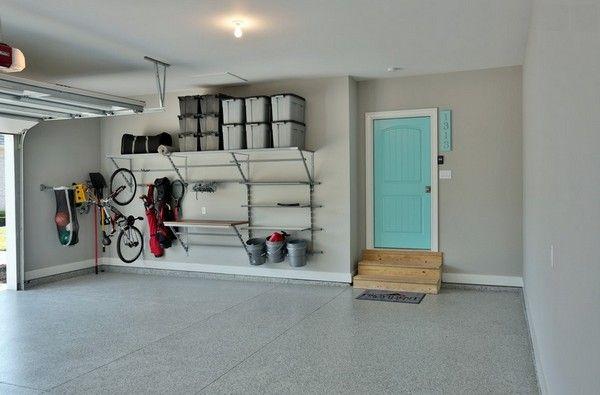 дизайн гаража фото