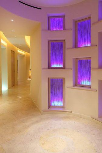 фальш-окна с подсветкой