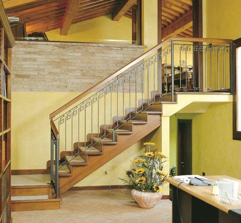 Фото деревянных лестниц