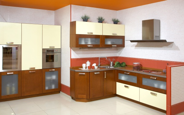кухни интерьер фото