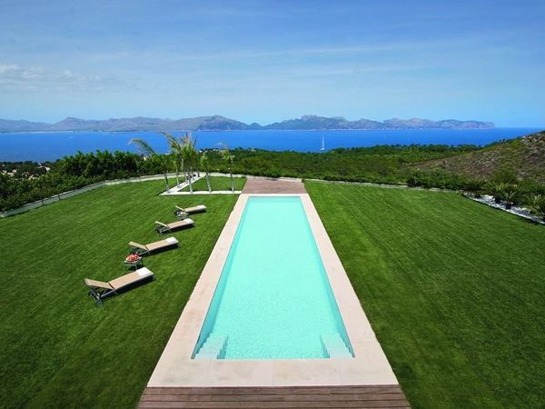 фото красивых бассейнов