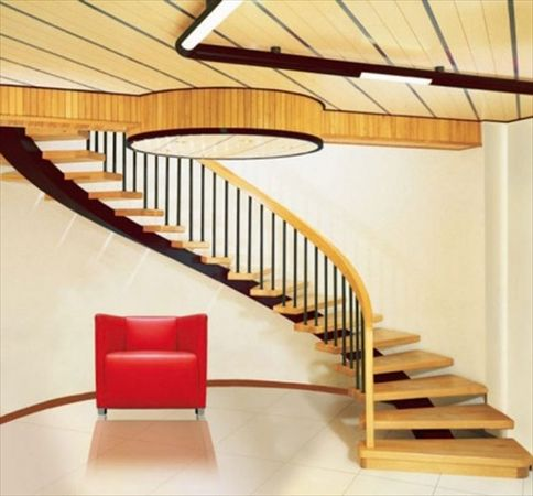Фото спиральных лестниц