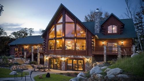 дом с стиле