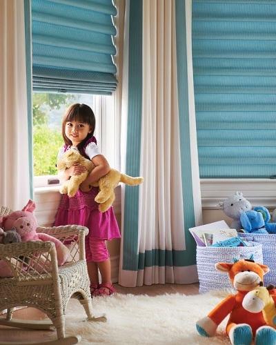 шторы в детскую