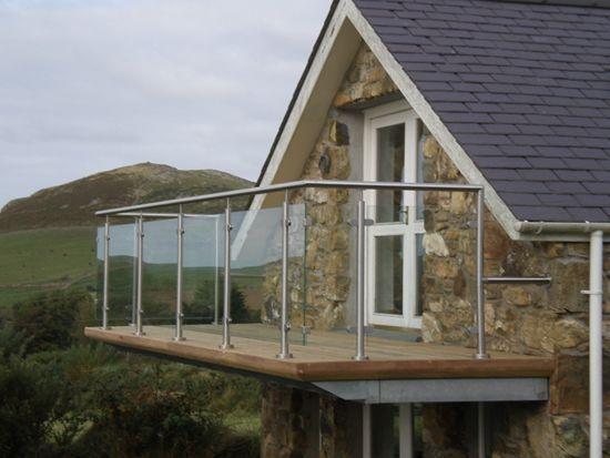 фото терасс к дому