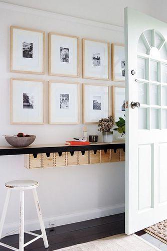 узкий коридор фото