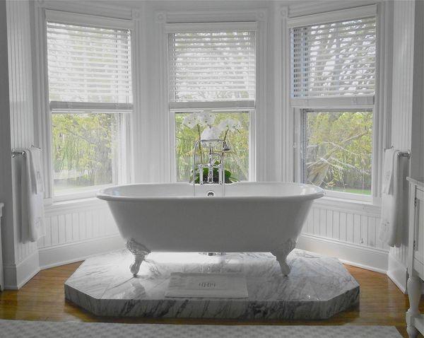 фото и размер ванной