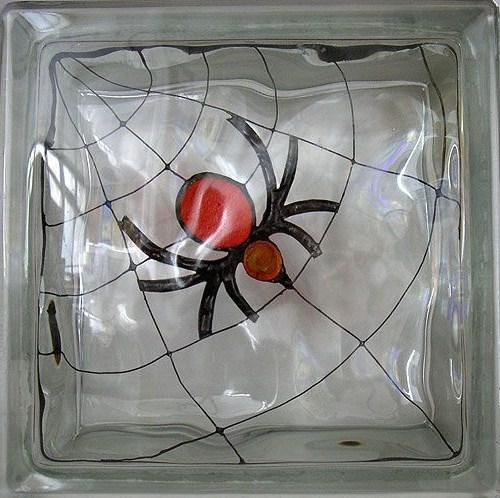 vitrazhnie dekorativnie steklobloki cvetnie i s ukrasheniem vnutri 20