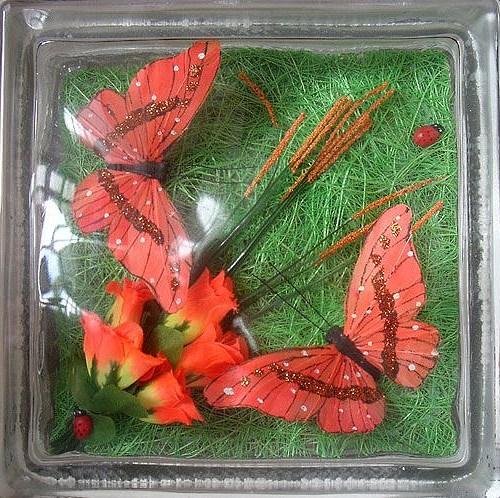vitrazhnie dekorativnie steklobloki cvetnie i s ukrasheniem vnutri 23
