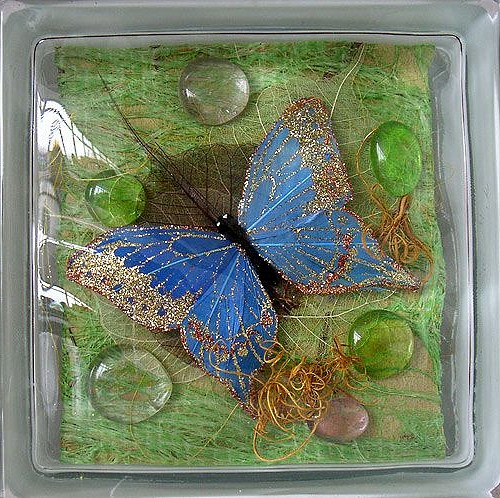 vitrazhnie dekorativnie steklobloki cvetnie i s ukrasheniem vnutri 25