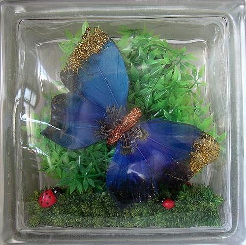 vitrazhnie dekorativnie steklobloki cvetnie i s ukrasheniem vnutri 26