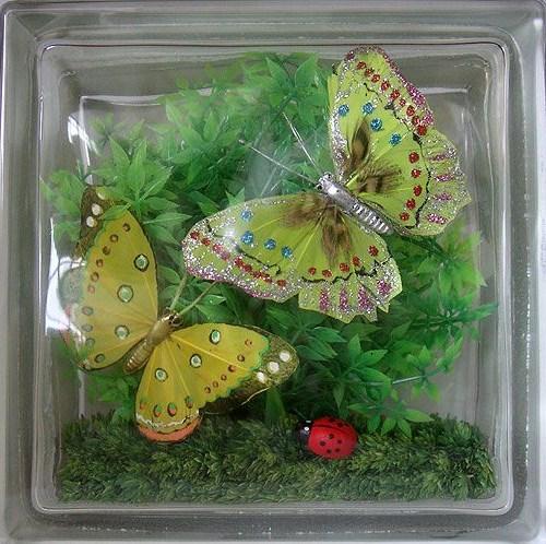 vitrazhnie dekorativnie steklobloki cvetnie i s ukrasheniem vnutri 28