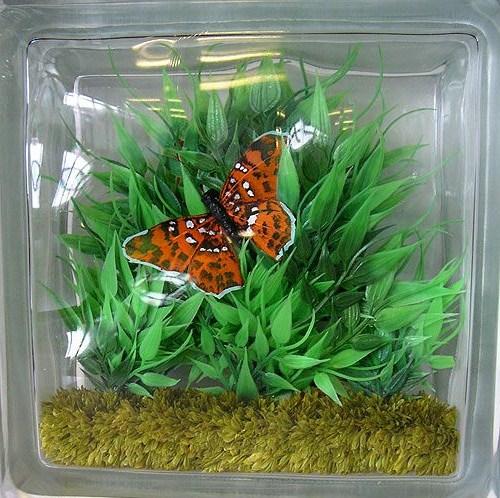 vitrazhnie dekorativnie steklobloki cvetnie i s ukrasheniem vnutri 29