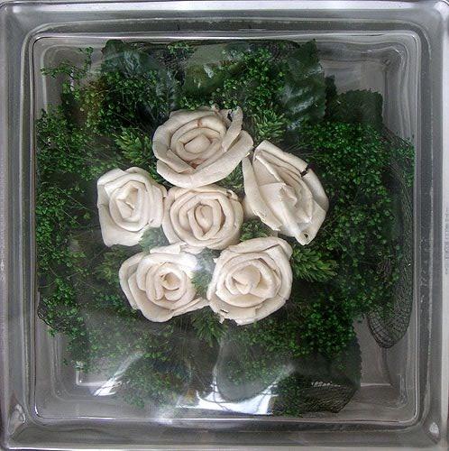 vitrazhnie dekorativnie steklobloki cvetnie i s ukrasheniem vnutri 32