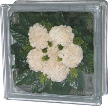 vitrazhnie dekorativnie steklobloki cvetnie i s ukrasheniem vnutri 41