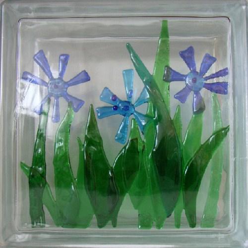 vitrazhnie dekorativnie steklobloki cvetnie i s ukrasheniem vnutri 43