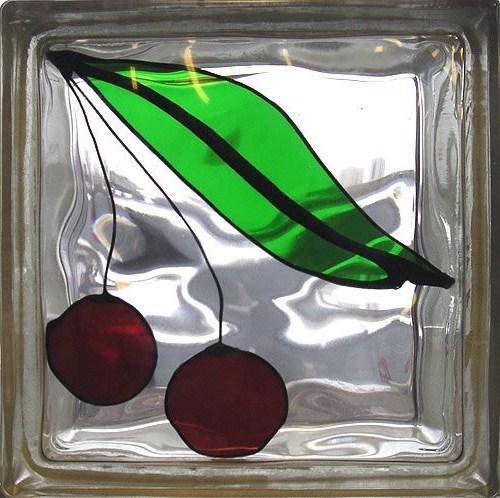 vitrazhnie dekorativnie steklobloki cvetnie i s ukrasheniem vnutri 73