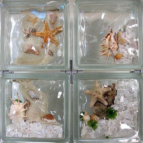 vitrazhnie dekorativnie steklobloki cvetnie i s ukrasheniem vnutri 9