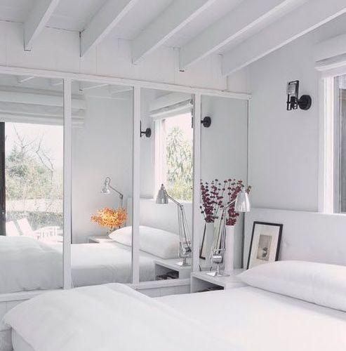 зеркальные панели для стен