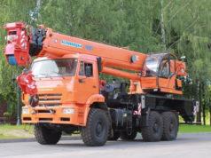 Обзор отечественных автокранов (российские производители)