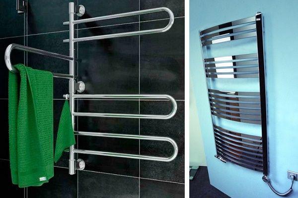 Полотенцесушитель для ванной: как выбрать и на что обратить внимание при заказе