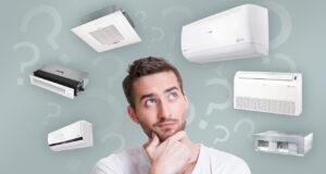 Типы кондиционеров для квартиры