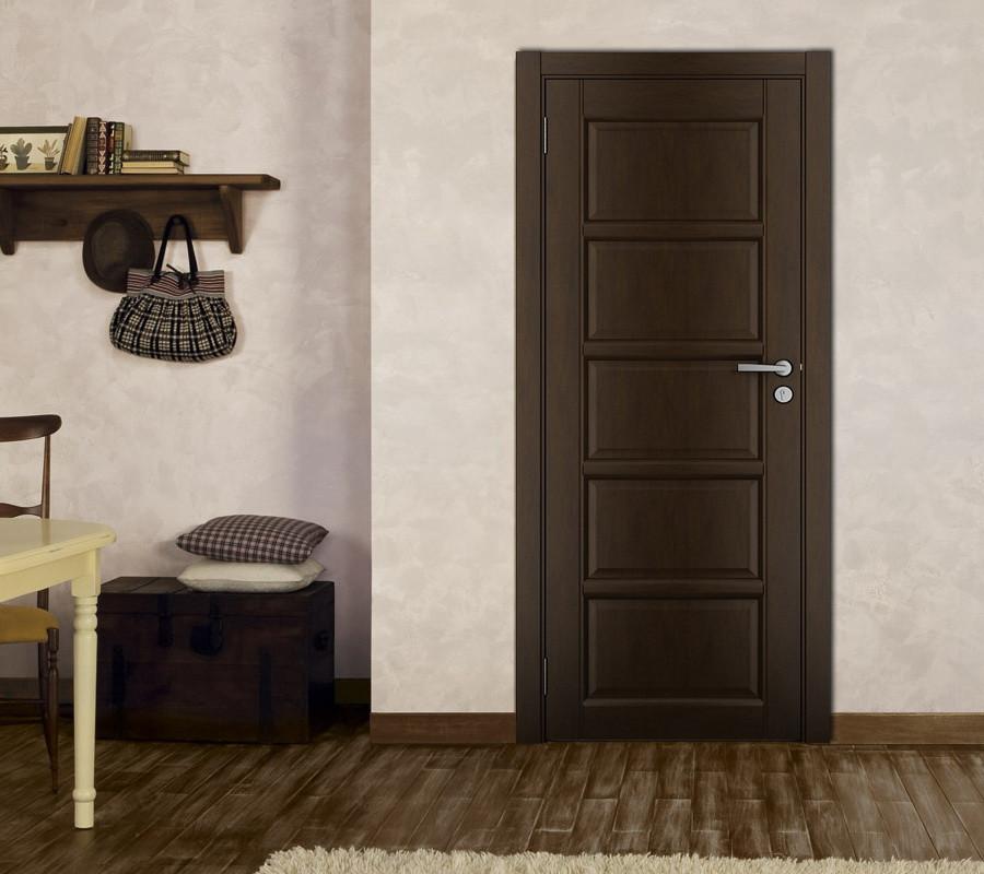 Преимущества деревянных межкомнатных дверей
