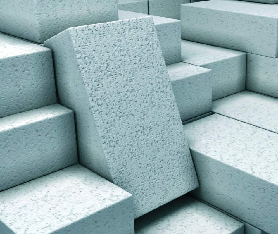 Характеристика пенобетонных блоков
