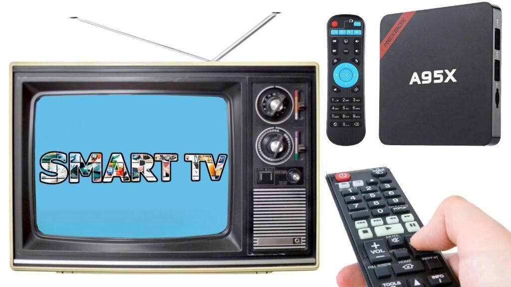 Как из старого телевизора сделать smart TV