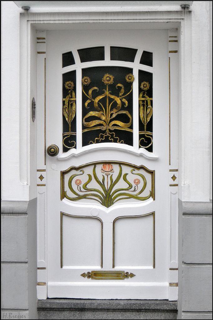 1703ab047bfefd689ec773159d4fcd82 white doors art nouveau1