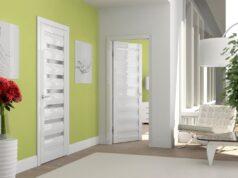 Выбор цвета для двери