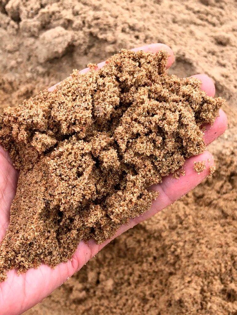 Как проверяют качество песка