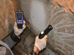 Методы инструментального обследования строительных конструкций