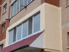 Способы утепления балконов