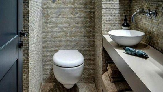 Туалетная комната - дизайн