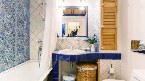 Маленькие ванные комнаты фото дизайн в квартире