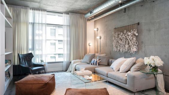 Как можно обставить зал в квартире