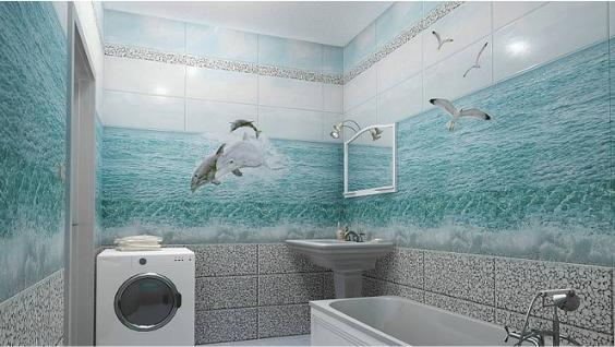 Как обшить ванну пластиковыми панелями