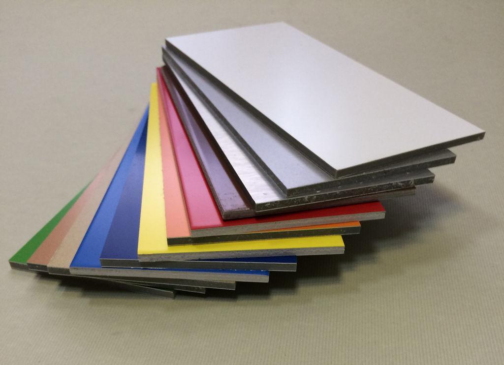 Алюминиевые композитные панели и их преимущества