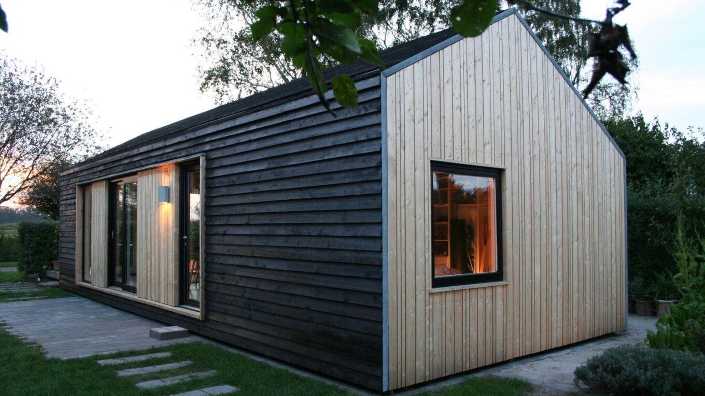Барнхаусы: индивидуальное проектирование дома мечты