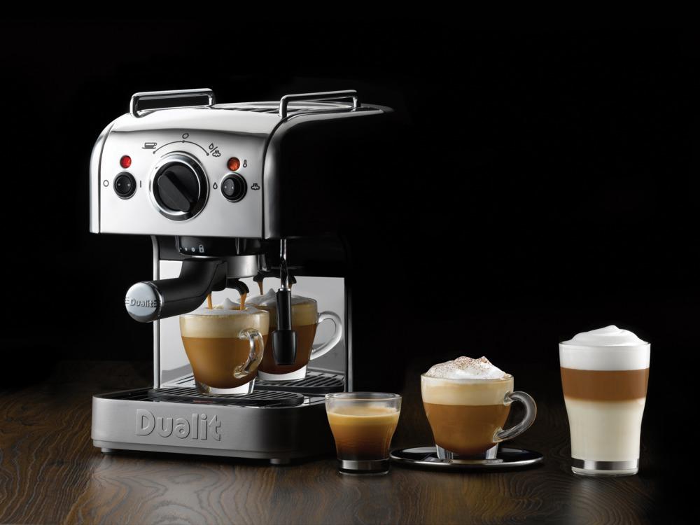 Как приготовить кофе в кофемашине?