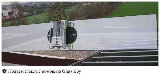 держатель-присоска для стекол