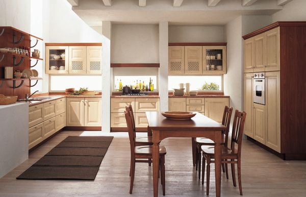 Идеи для дизайна кухни в квартире