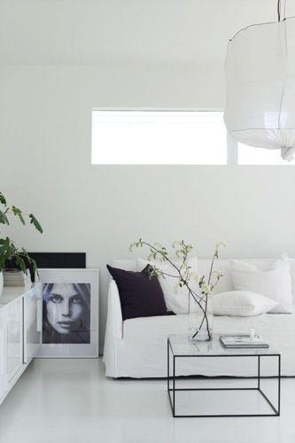 интерьер в стиле минимализм