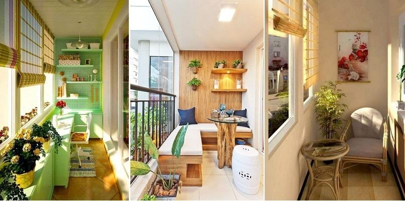 фото балконов