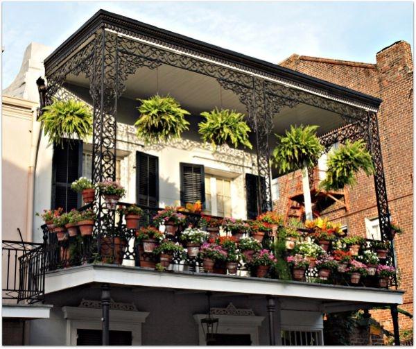 итальянский балкон